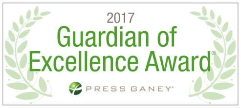 2017 Guardian of Excellence Award